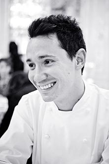 Cédric Grolet, chef pâtissier du Meurice